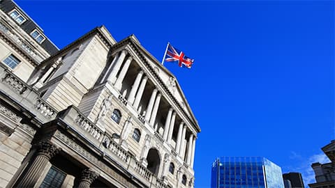 Bank of England Rate Cut